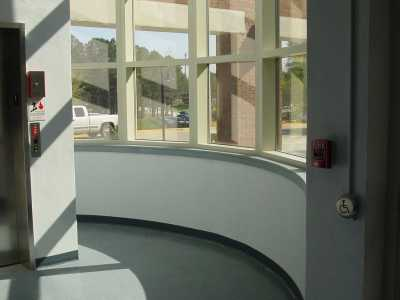 Food Science Interior Window 2